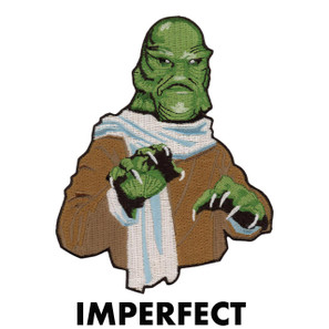 Imperfect Uncle Gilbert Patch* -