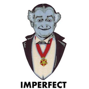 Imperfect Grandpa Munster Patch* -