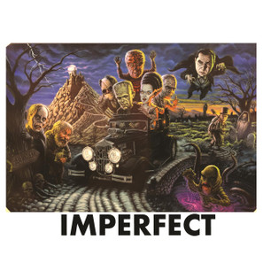 "Imperfect P'gosh Frankie's New Ride 20""x30"" Print* -"