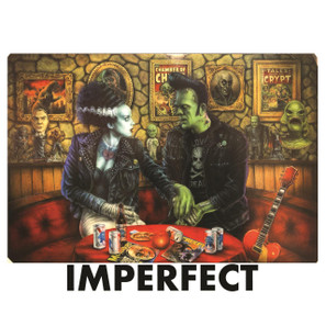 "Imperfect P'gosh Lost My Heart In Transylvania 20""x30"" Print* -"