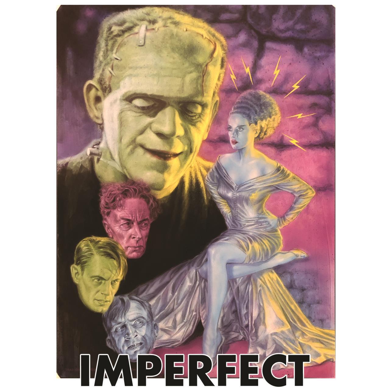 "Imperfect P'gosh Dead Love 18""x24"" Print 2* -"