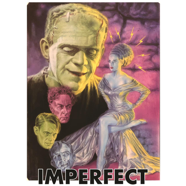 "Imperfect P'gosh Dead Love 18""x24"" Print 2* -"