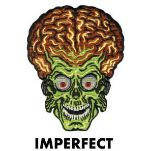 Imperfect Mars Attacks Alien Head* -