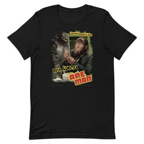 "Bela Lugosi ""The Ape Man"" Unisex T-Shirt* -"