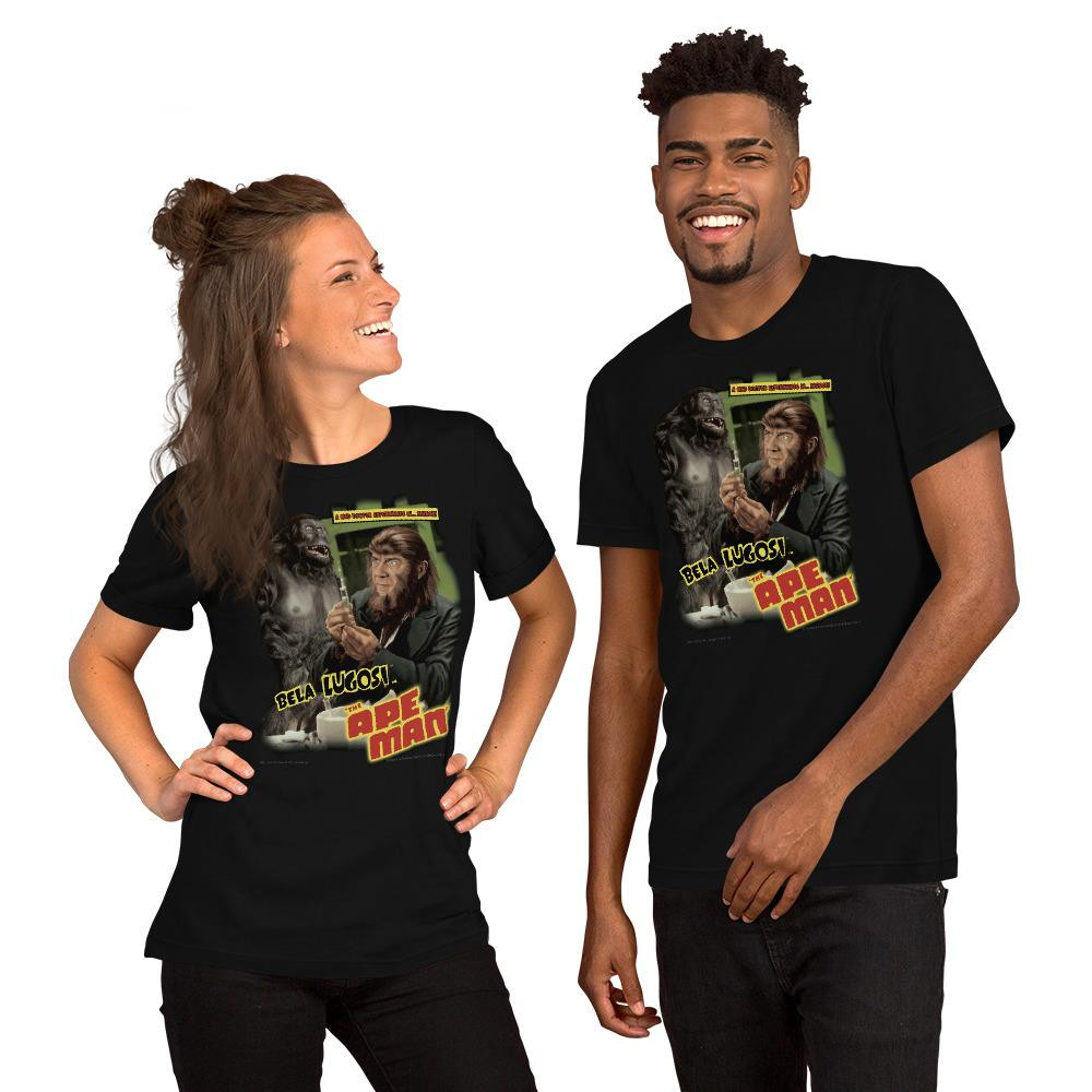 "Bela Lugosi ""The Ape Man"" Unisex T-Shirt* -"