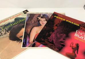 Hawaiian Vinyl Record Collection #1 -