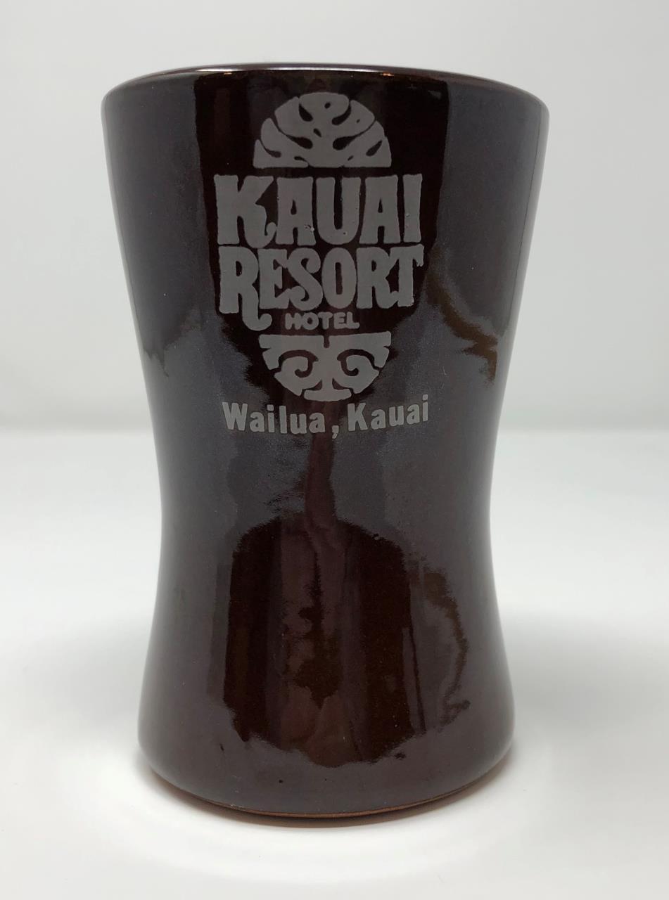 Kauai Resort Hotel Tiki Mug -