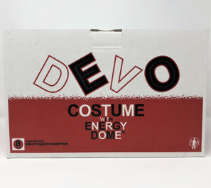 Devo Costume W/Energy Dome -