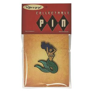 Mermaid Collectible Pin* -