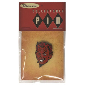 Handsome Devil Collectible Pin* -