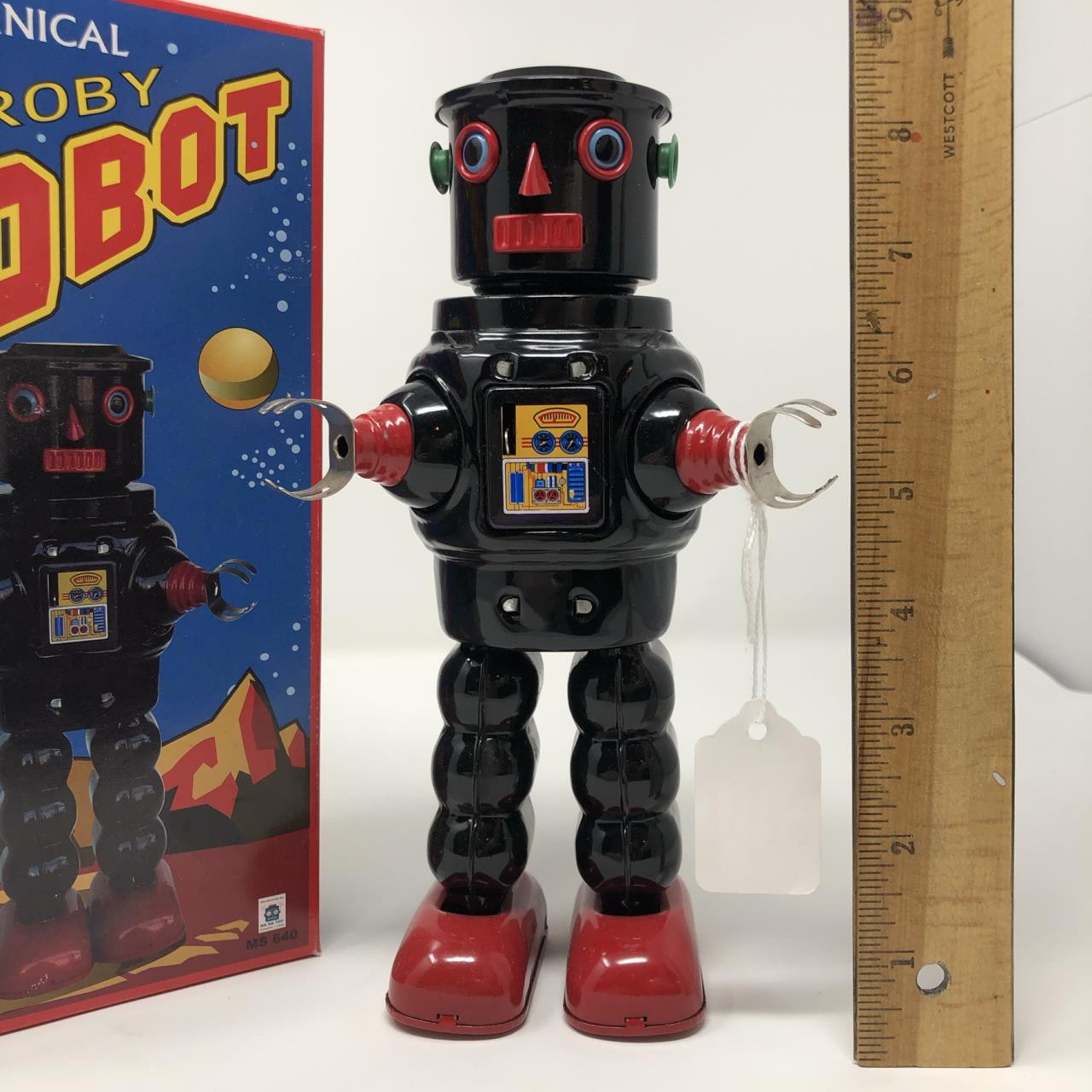 Shoot For The Moon Robot Lot -