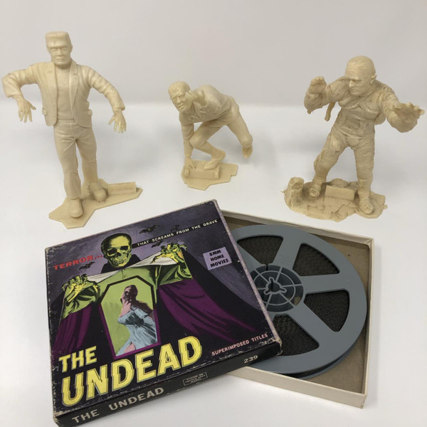 """""""Live With The Undead"""" Collection -"""