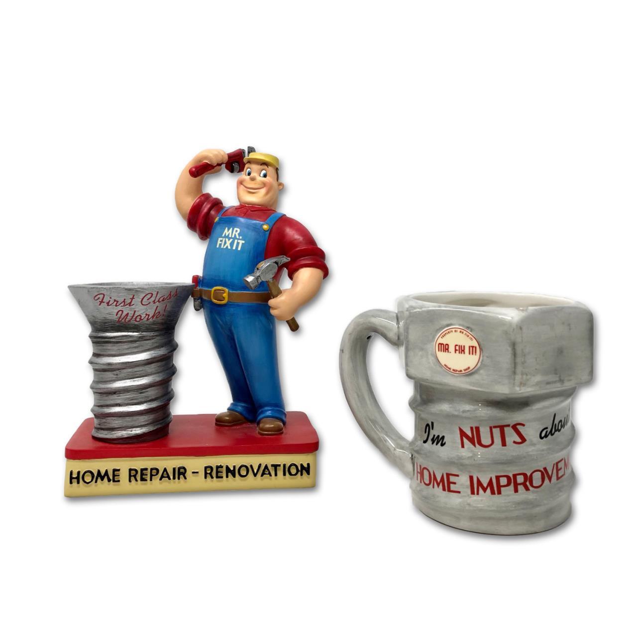 Mr. Fix It: Home Repair Lot Of 2 -