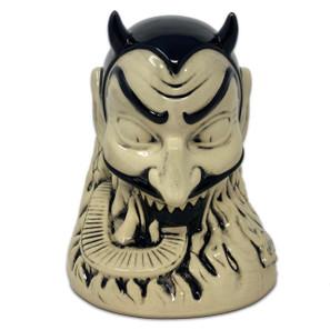 Ol' Scratch Ceramic Tiki Mug - Black* -
