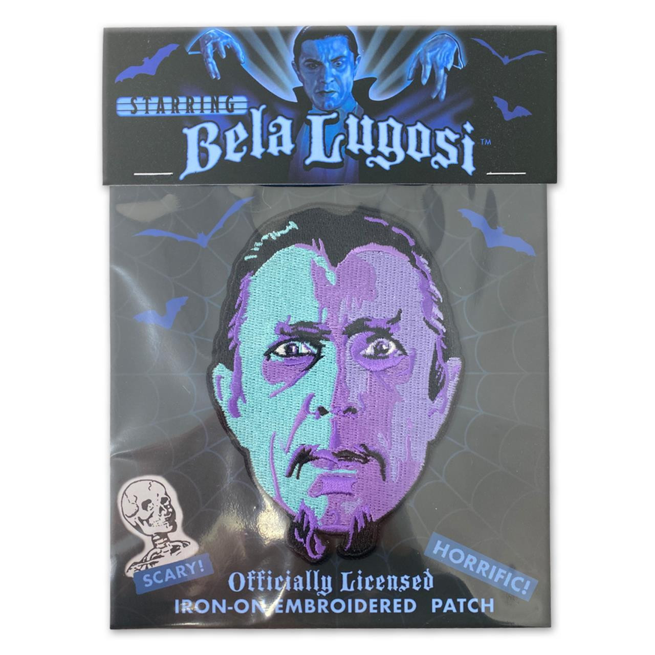 Bela Lugosi in White Zombie Patch* -
