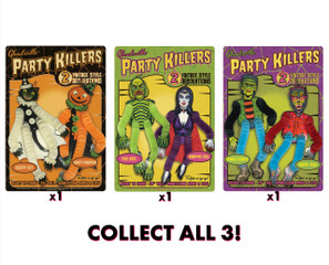 Party Killers Honeycomb Decor Collection* -