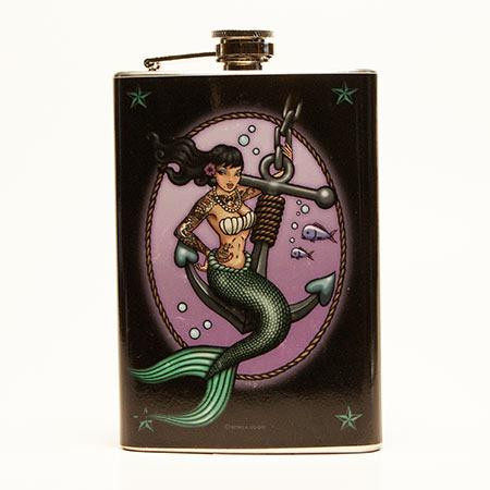 Mermaid Flask - OUT OF STOCK! -