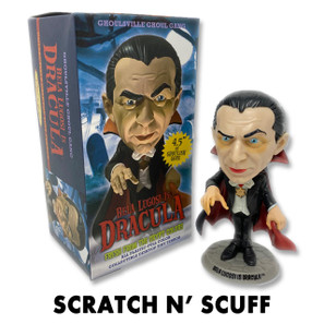 Scratch n' Scuff Bela Lugosi Fresh from the Crypt Tiny Terror* -