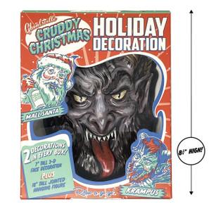 Krampus Cruddy Christmas Mini Monster* -