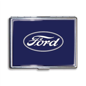 Ford Logo Cigarette Case