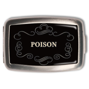 Poison Pill Box - 0641938654882