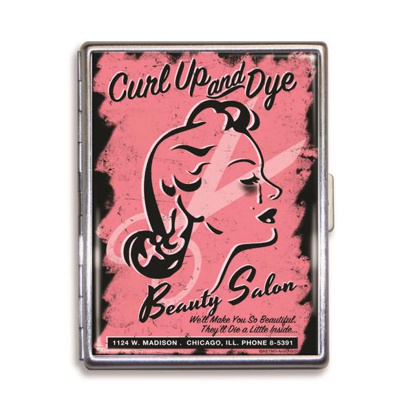 Curl Up & Dye Cigarette Case -