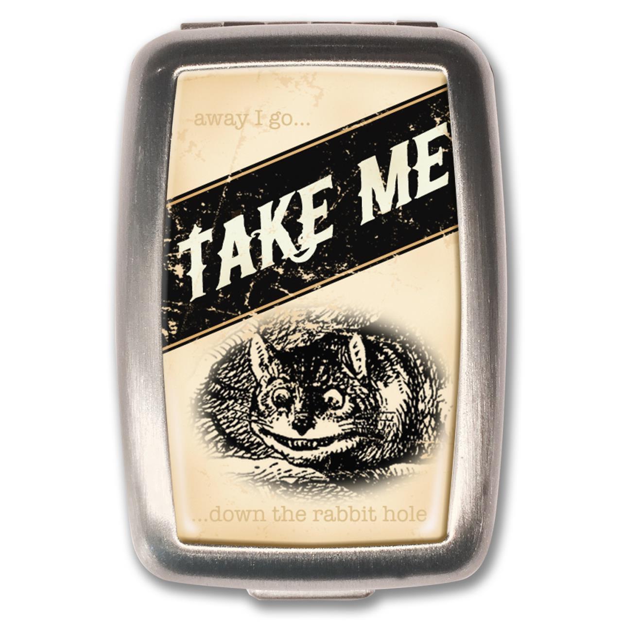 Take Me Pill Box - 0641938655063