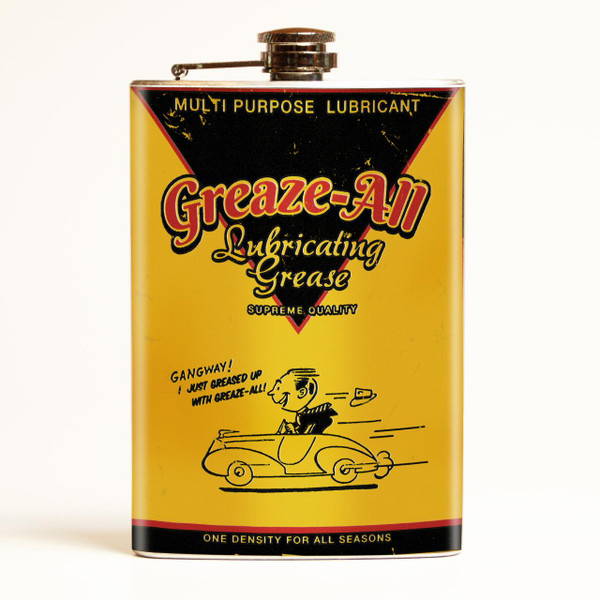 Greaze All Flask - 0641938654608