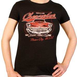Motor City Chevrolet Women's T-Shirt