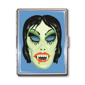 Vampyra Mask Cigarette Case