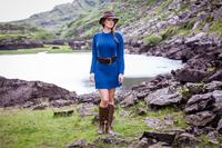 fe942bf1fcb Product Spotlight - The Aran Sweater Dress gets a Western Twist for the  Autumn Season - Aran Sweater Market