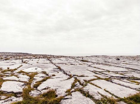 Limestone formations on Inis Mor, Aran Islands