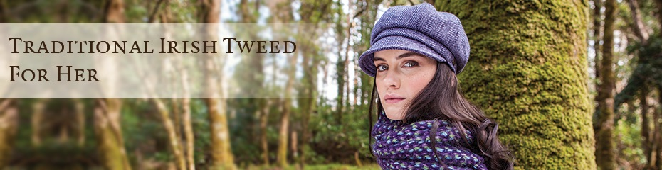 womens tweed newsboy hats