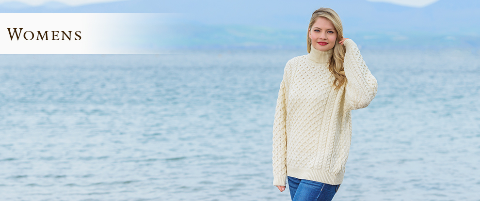 Ladies Sweaters, Cable Knit, Cardigans