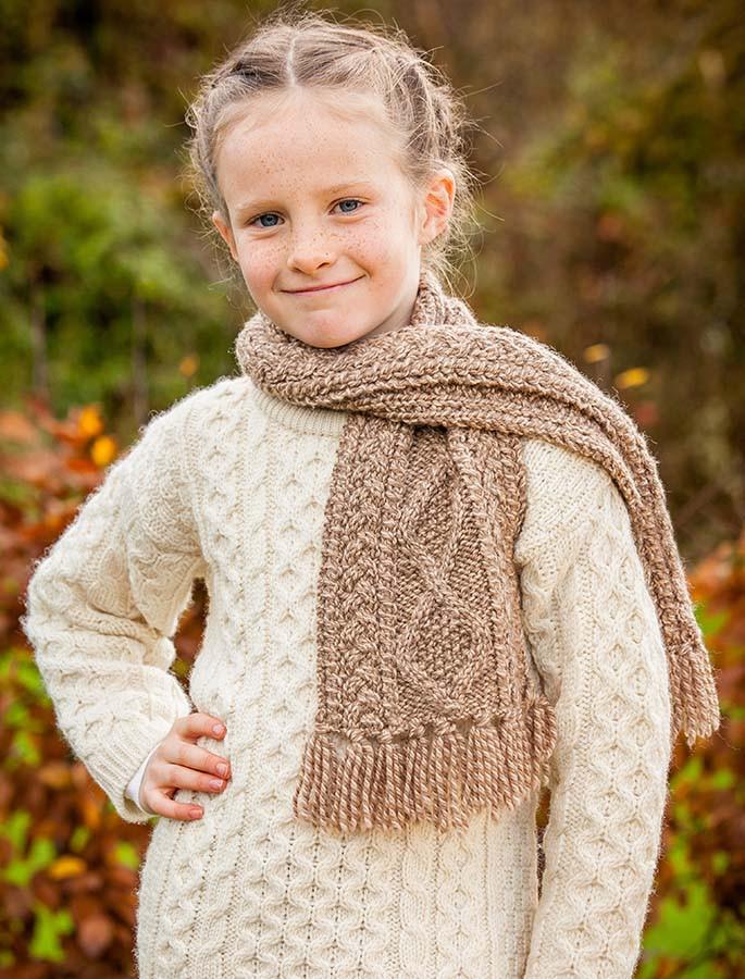 1312b0e50 Children s Merino Wool Scarf