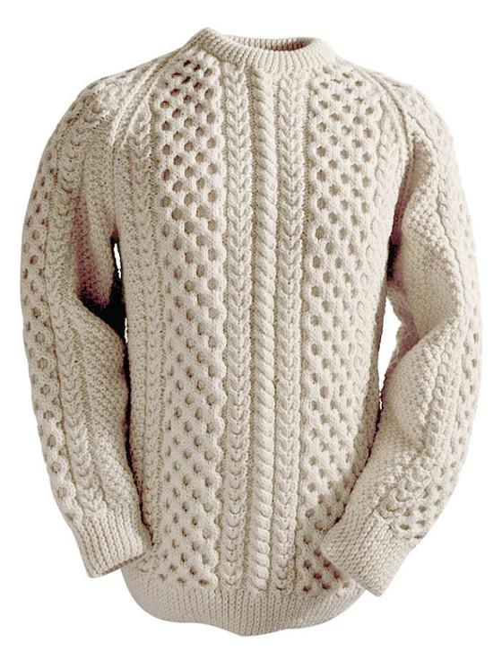 Mc Loughlin Clan Sweater