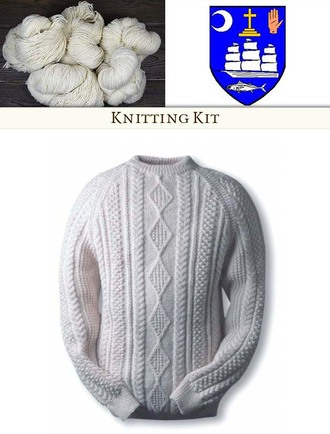 Mc Donnell Knitting Kit