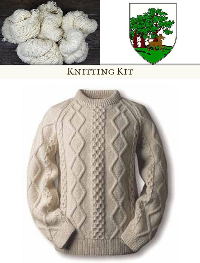 91e30124a Callaghan Knitting Kit