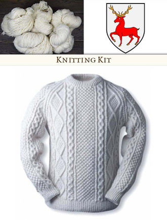Mc Carthy Knitting Kit