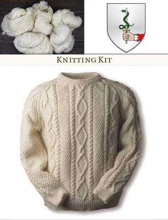 O'Donovan Knitting Kit