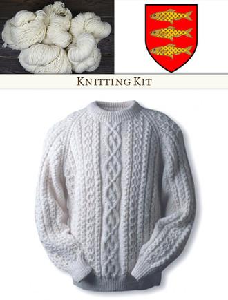 Kane Knitting Kit