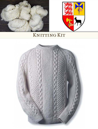 Mc Grath Knitting Kit