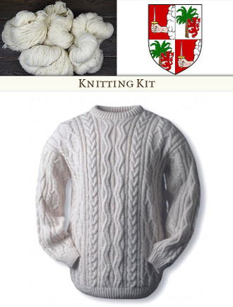 O'Riordan Knitting Kit