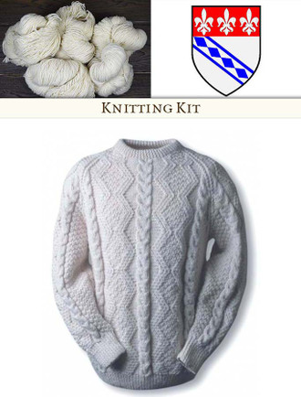 Whelan Knitting Kit