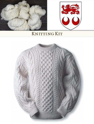 Kavanagh Knitting Kit
