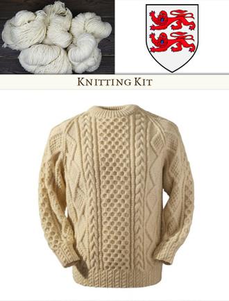 Clancy Knitting Kit