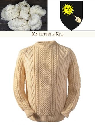 Brady Knitting Kit
