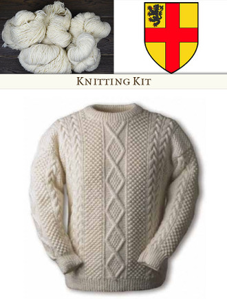 Burke Knitting Kit