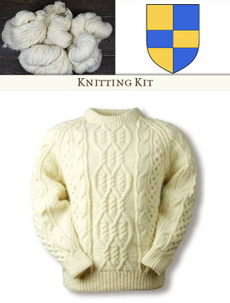 Cusack Knitting Kit