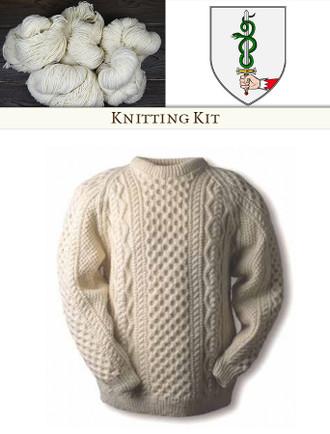 Hayes Knitting Kit